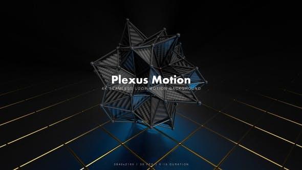 Thumbnail for Futuristic Plexus Carbon 4