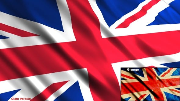 Thumbnail for United Kingdom of Great Britain Flags
