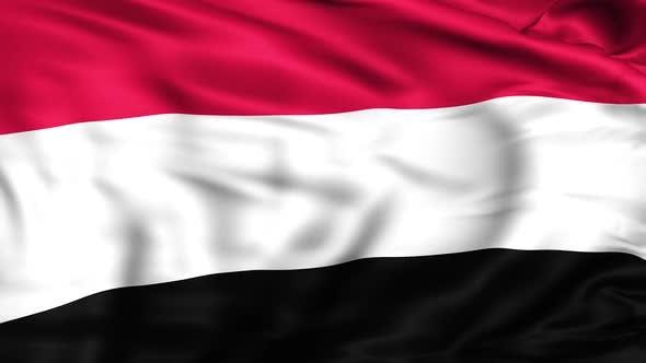 Cover Image for Yemen Flag