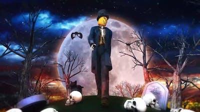 Walking Scarecrow