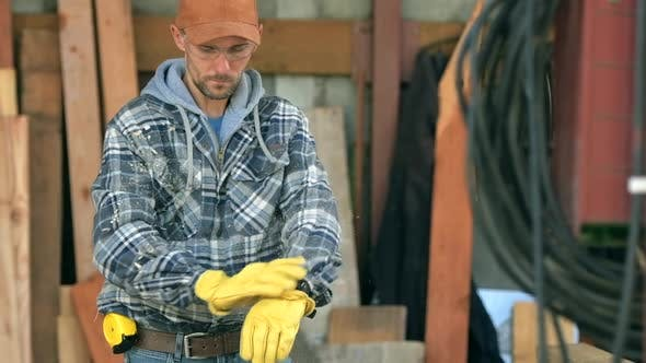 Carpenter Woodwork Job.