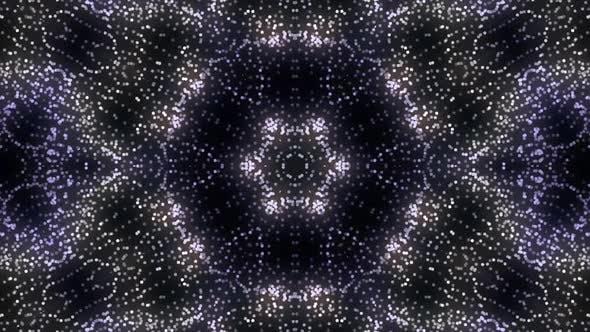Kaleidoscopic Video Background