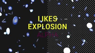 Likes Explosion