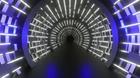 Sci Fi Tunnel 02 Hd