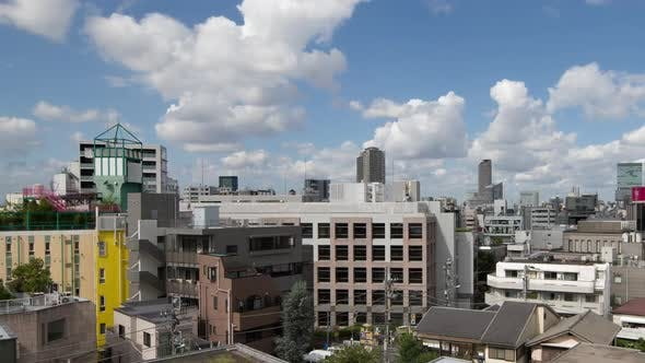 Tokyo Japan City Future Skyscrapers Skyline Destination Timelapse