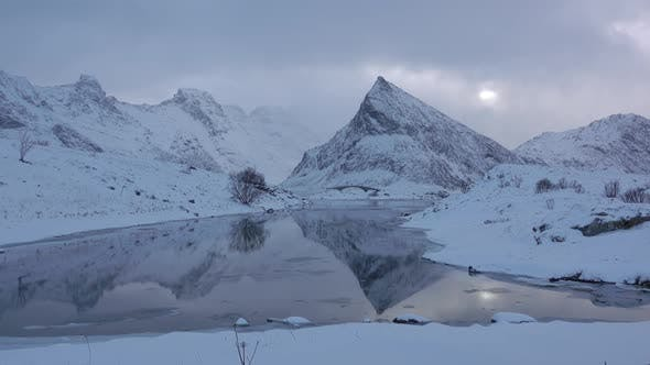 Thumbnail for Weather in Lofoten is Changing Rapidly