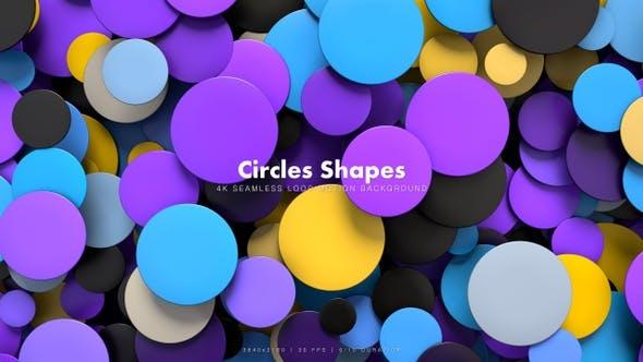 Thumbnail for Circles Shapes Motion 3