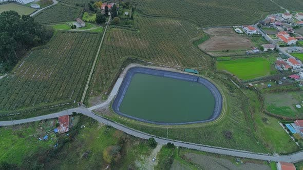 Thumbnail for Artificial Lake for Irrigation Agriculture