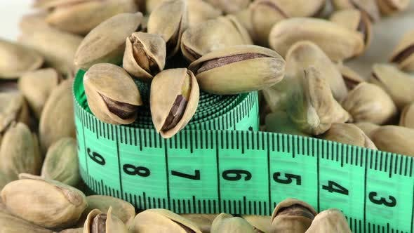 Thumbnail for The Pistachio And Measurement Macro View 3