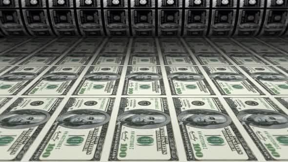Thumbnail for Geld Druck Dollars
