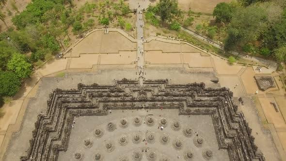Cover Image for Borobudur Buddhist Temple