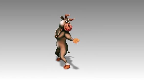 Thumbnail for Happy Bull - Cartoon Dance 4