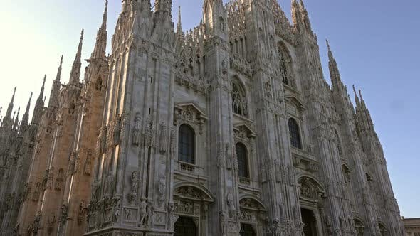 Thumbnail for Duomo Di Milano at Sunrise, Milan, Italy