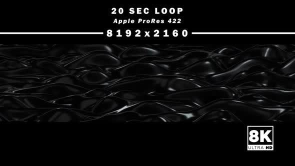 Dark Glossy Background 8K