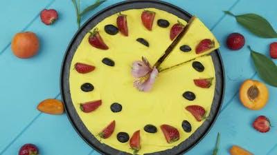 Sunny Yellow Cake