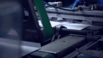 Production of White Mailing Envelopes