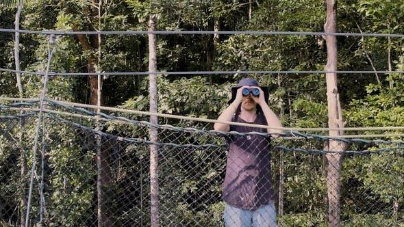 Thumbnail for Bird Watcher - Amazon Jungle