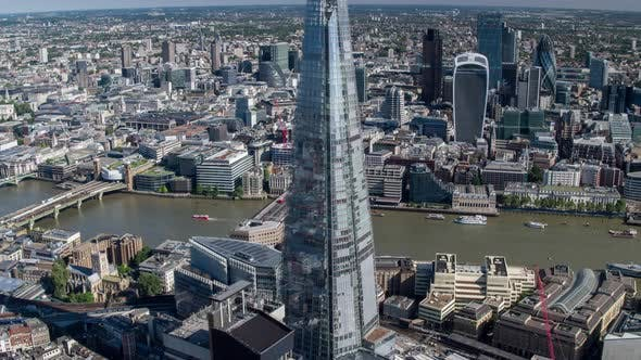 Thumbnail for London from above