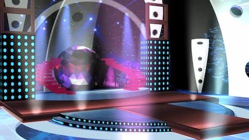 Virtual Entertainment Studio Set Background 102 1