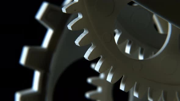 Thumbnail for Abstrat Industrial Clock Gears