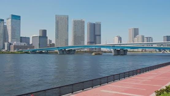 Odaiba Tokyo bay