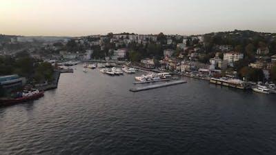 Marina Dock Basin Boat