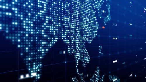 Digital global communication