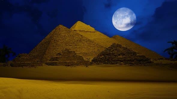 Thumbnail for The Night At Pyramids 2 K