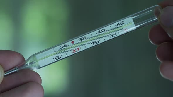Cover Image for Thermometer