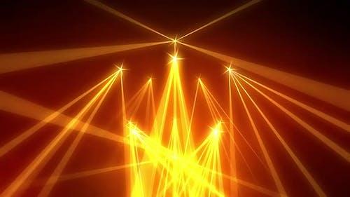 Laserstrahlen Hintergrund 01 4K