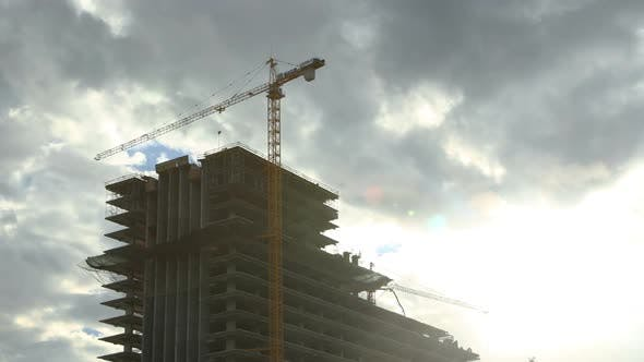 Cover Image for Construction Time Lapse