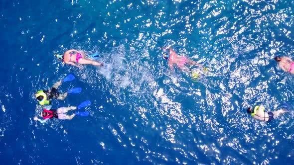 Close up tourism of marine island beach adventure