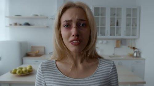Domestic Abusement Victim