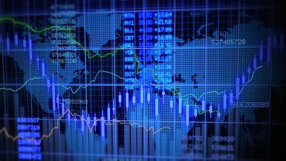 Thumbnail for Stock Market Exchange Data Investment Profits Infographic