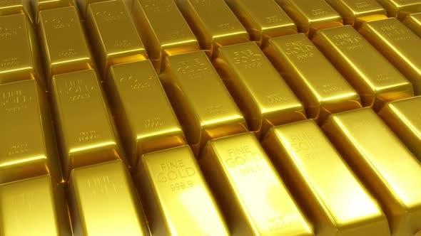 Thumbnail for Gold Bars 4K