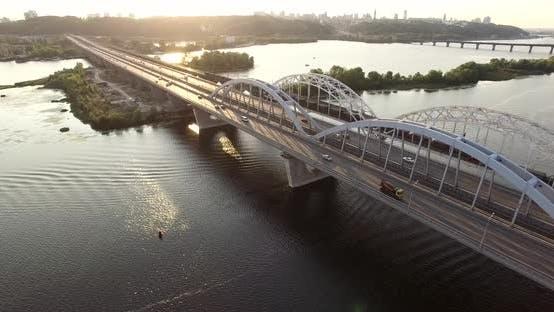 Thumbnail for Flying Over Bridge