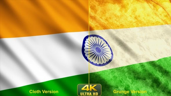Thumbnail for India Flag