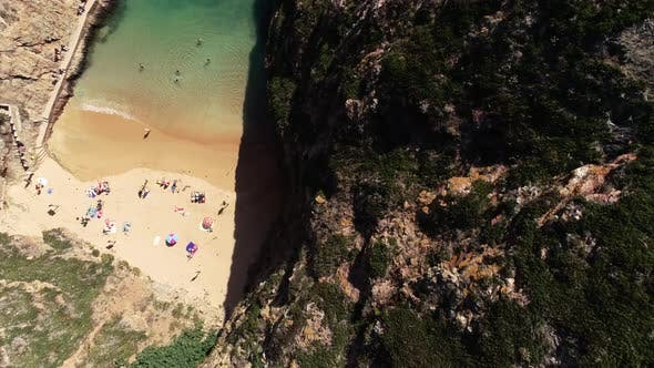 Thumbnail for Island Beach From Above