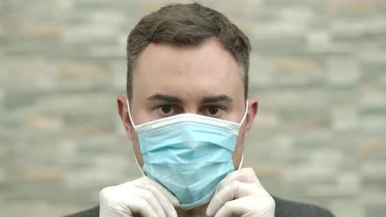 Thumbnail for Mask for Avoid Virus