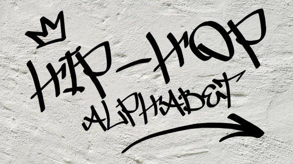 Thumbnail for Hip-Hop Font