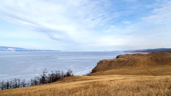 Thumbnail for Lake Baikal Spring Nature Landscape