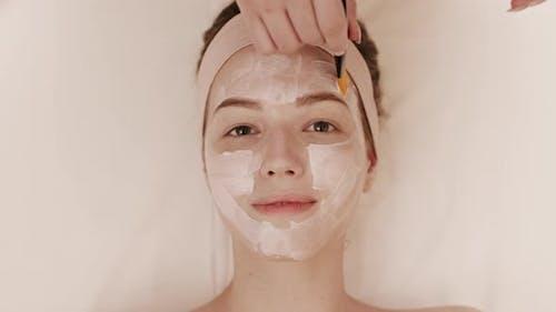 Beauty Procedures in Spa Salon
