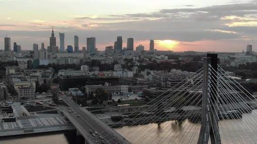 Warschau Stadtzentrum