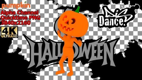Thumbnail for Zombie Dac Kürbis