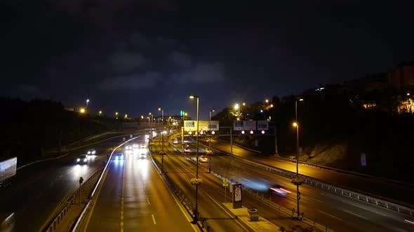 Cover Image for Traffic