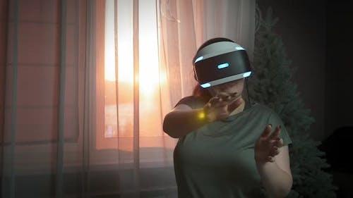 Augmented Reality. Virtual Reality