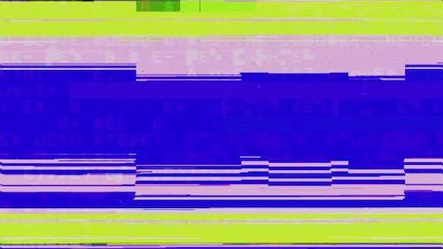 Glitch 19 - 4K Resolution