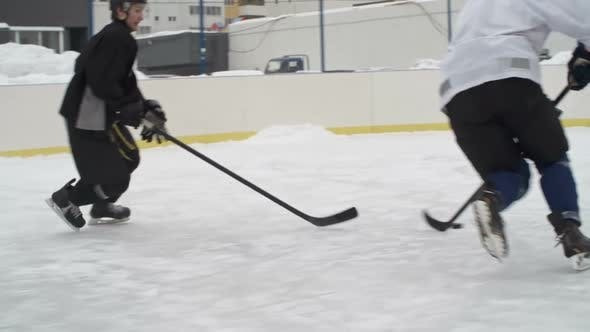 Thumbnail for Unsuccessful Shot on Goal