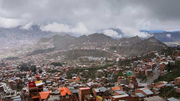 Thumbnail for Panoramic View On La Paz