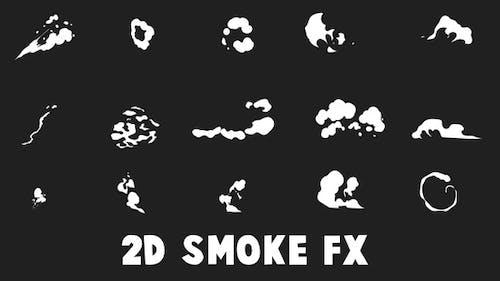 2D Fumée Fx